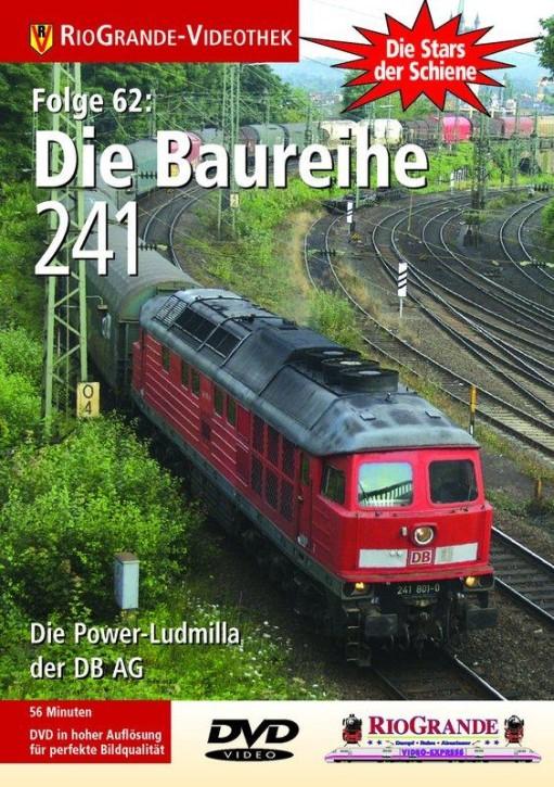 DVD: Stars der Schiene 62. Die Baureihe 241