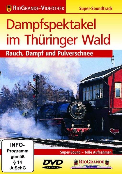 DVD: Dampfspektakel im Thüringer Wald