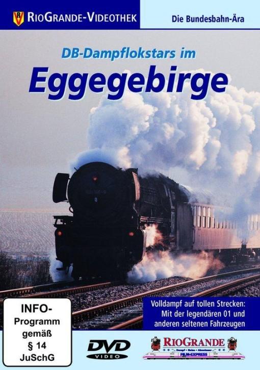 DVD: DB-Dampflokstars im Eggegebirge