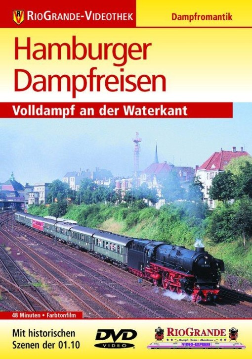 DVD: Hamburger Dampfreisen