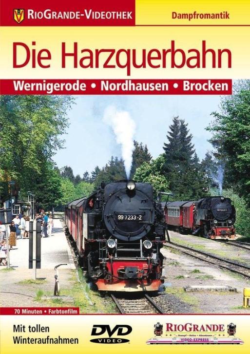DVD: Die Harzquerbahn