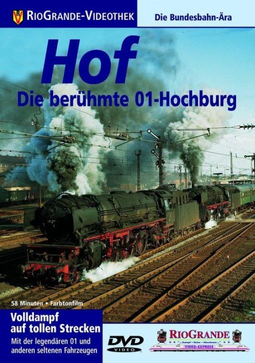 DVD: Hof - Die berühmte 01-Hochburg