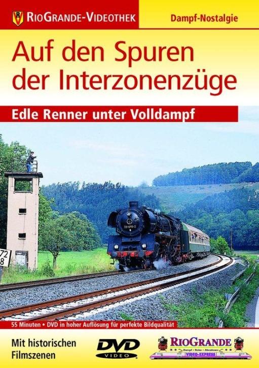 DVD: Auf den Spuren der Interzonenzüge