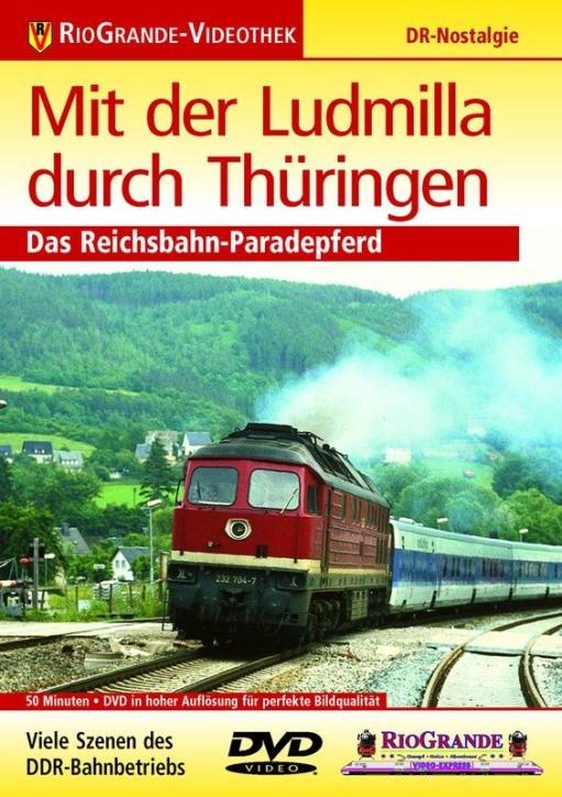 DVD: Mit der Ludmilla durch Thüringen