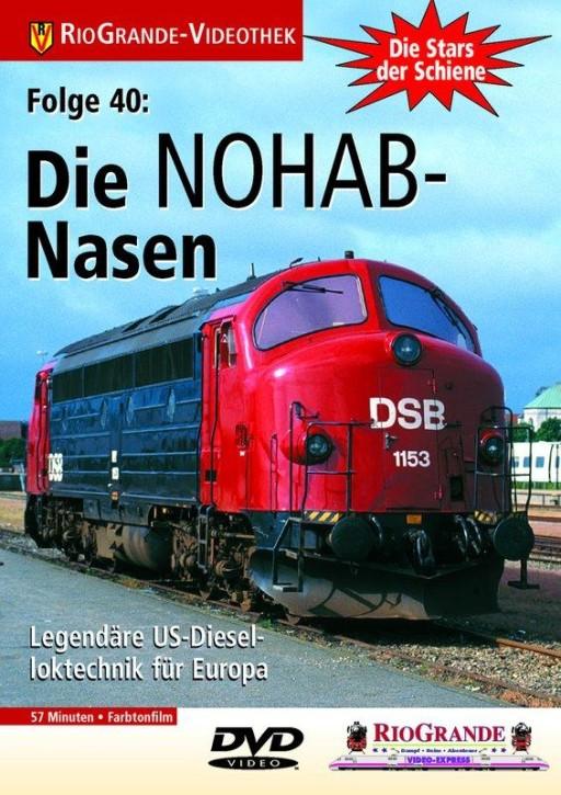 DVD: Stars der Schiene 40. Die NOHAB-Nasen
