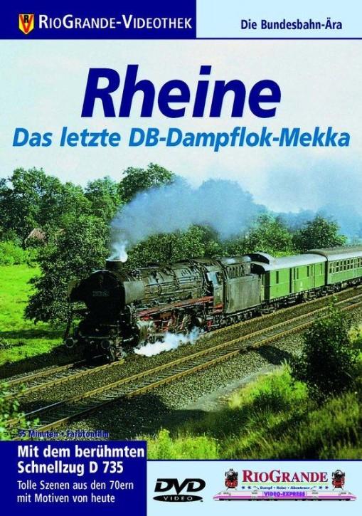 DVD: Rheine - Das letzte DB-Dampflok-Mekka