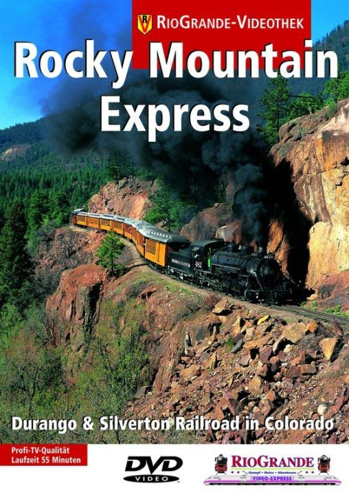 DVD: Rocky-Mountain-Express