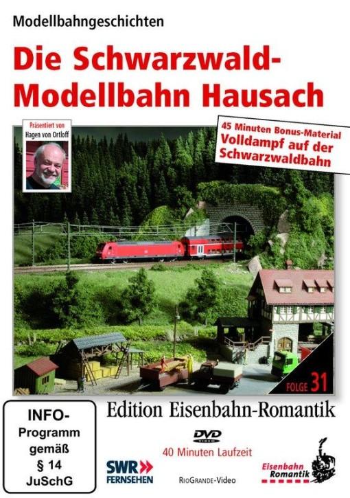 DVD: Die Schwarzwald-Modellbahn Hausach