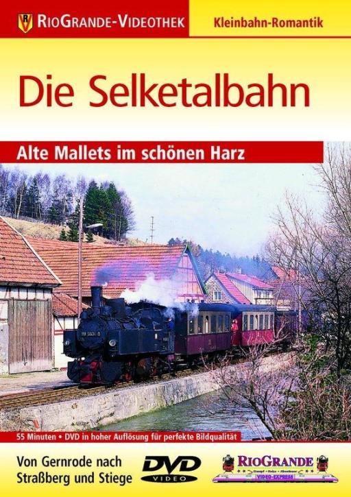 DVD: Die Selketalbahn