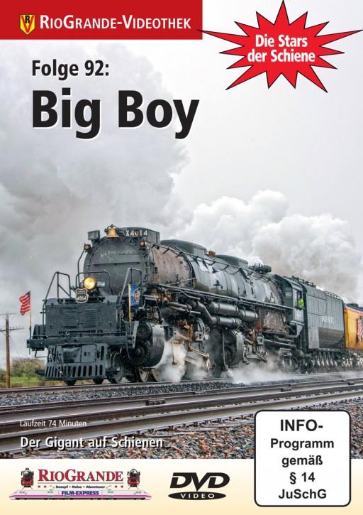 DVD: Stars der Schiene Folge 92: Big Boy