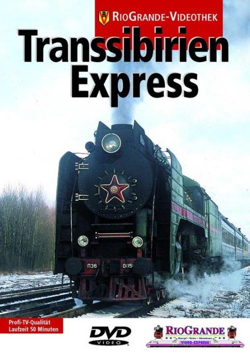 DVD: Transsibirien-Express