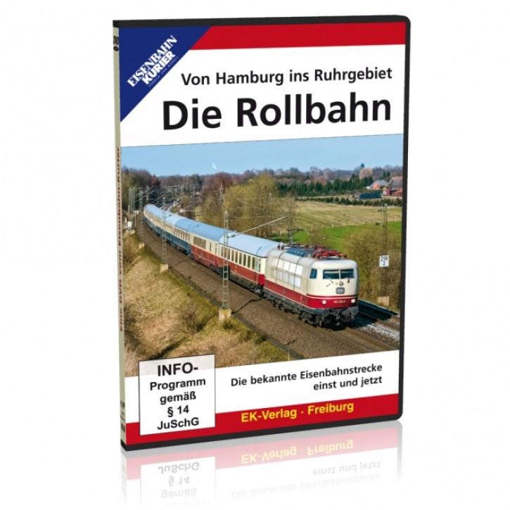 DVD: Die Rollbahn. Von Hamburg ins Ruhrgebiet