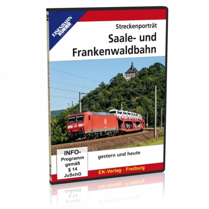 DVD: Streckenporträt Saale- und Frankenwaldbahn