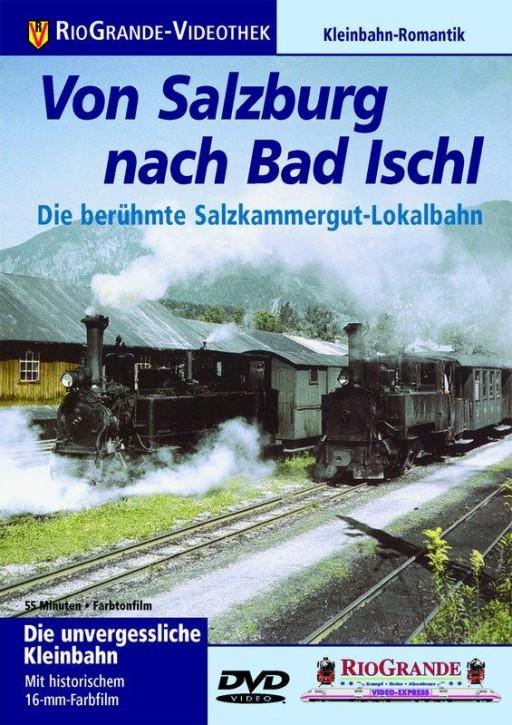 DVD: Von Salzburg nach Bad Ischl