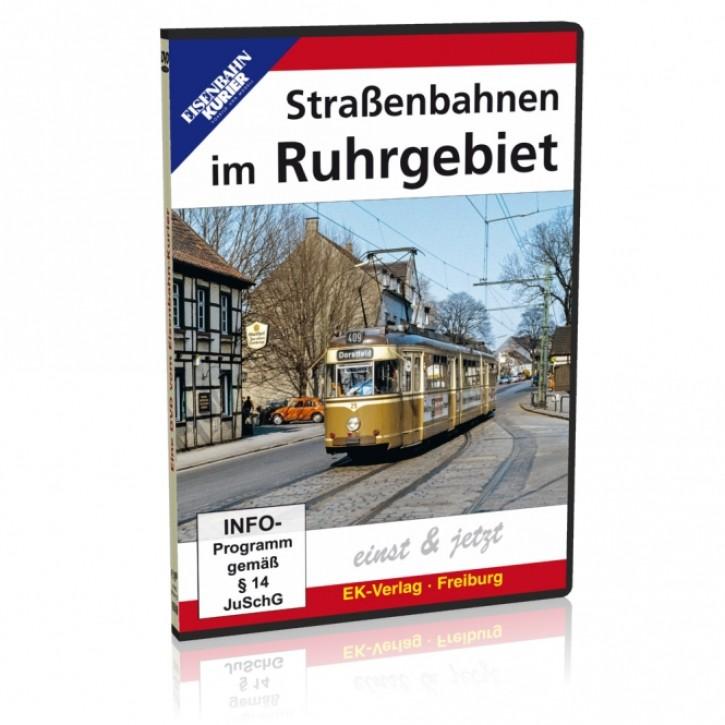 DVD: Straßenbahnen im Ruhrgebiet