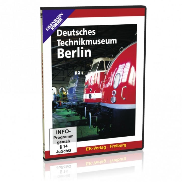 DVD: Deutsches Technikmuseum Berlin