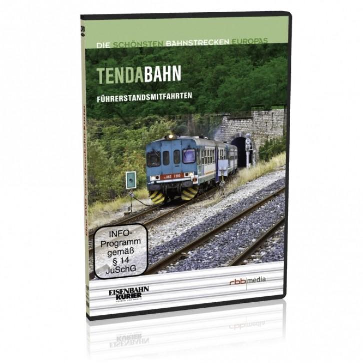 DVD: Die schönsten Bahnstrecken Europas. Italien. Tendabahn San Remo - Cuneo
