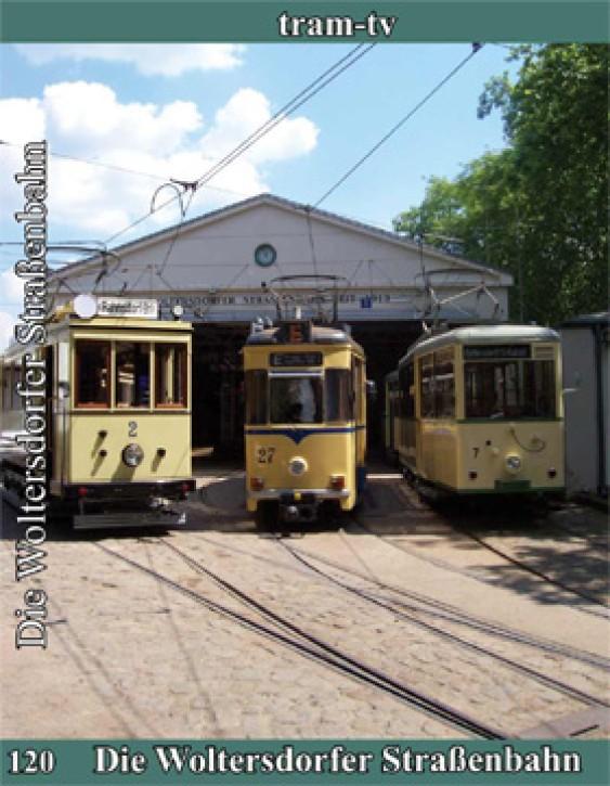 DVD: 95 Jahre Woltersdorfer Straßenbahn