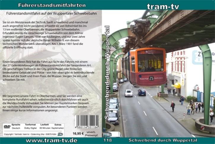 DVD: Schwebend durch Wuppertal