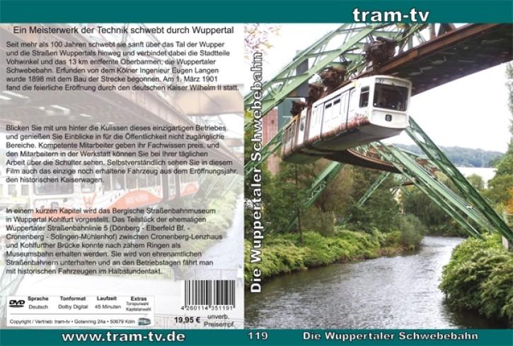 DVD: Die Wuppertaler Schwebebahn