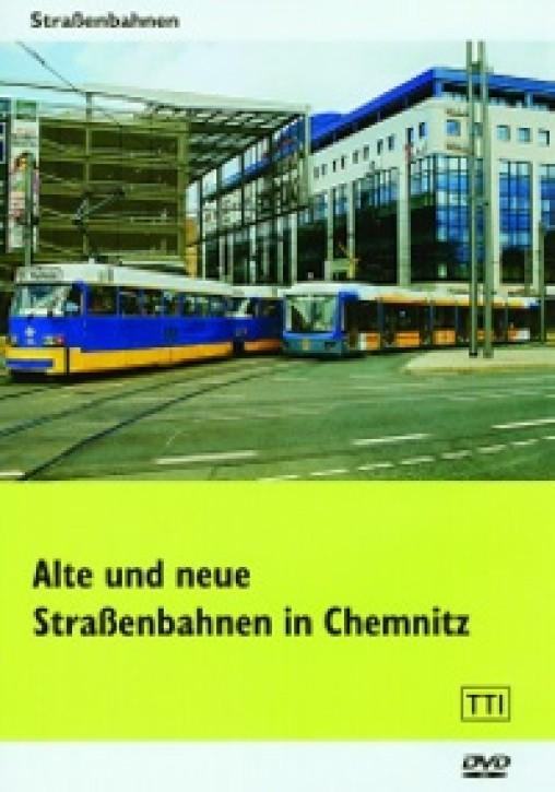 DVD: Alte und neue Straßenbahnen in Chemnitz