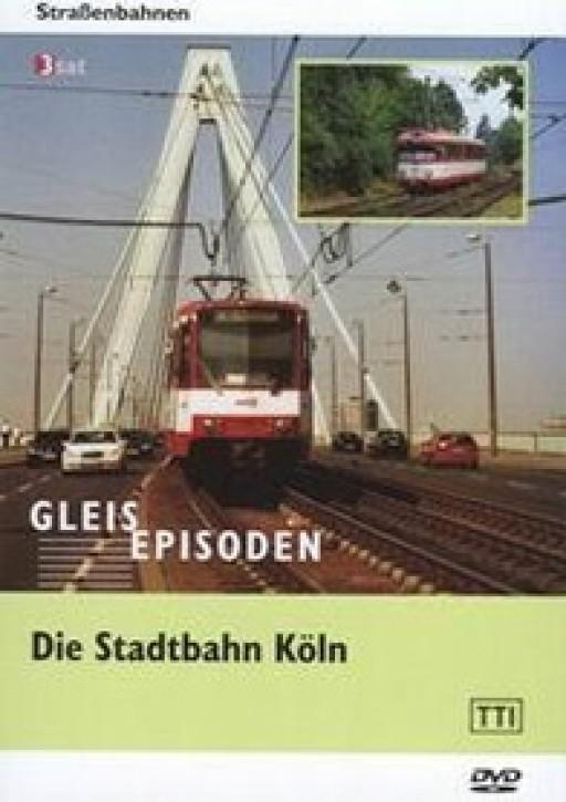DVD: Die Stadtbahn Köln