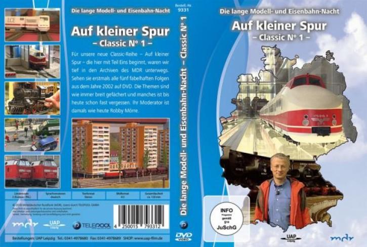 DVD: Die lange Modell- und Eisenbahnnacht - Auf kleiner Spur. Classic No. 1