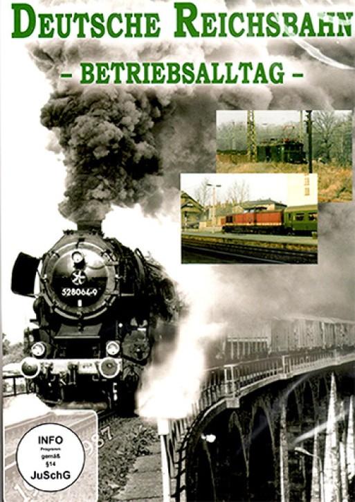 DVD: Deutsche Reichsbahn Betriebsalltag 1985-87