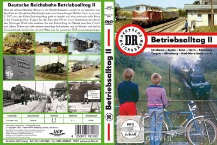 DVD: Deutsche Reichsbahn Betriebsalltag II