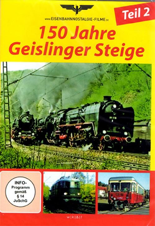 DVD: 150 Jahre Geislinger Steige Teil 2