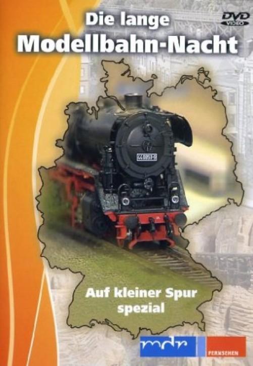DVD: Die lange Modellbahn-Nacht - Auf kleiner Spur spezial