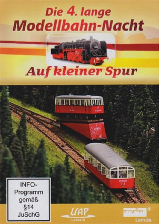 DVD: Die 4. lange Modellbahn-Nacht - Auf kleiner Spur