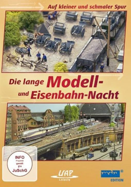 DVD: Die lange Modell- und Eisenbahnnacht - Auf kleiner und schmaler Spur (MDR)