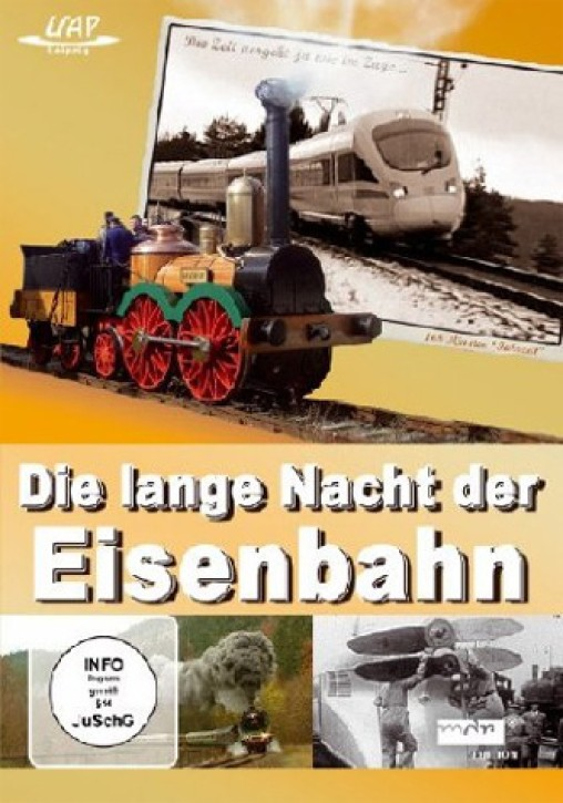 DVD: Die lange Nacht der Eisenbahn