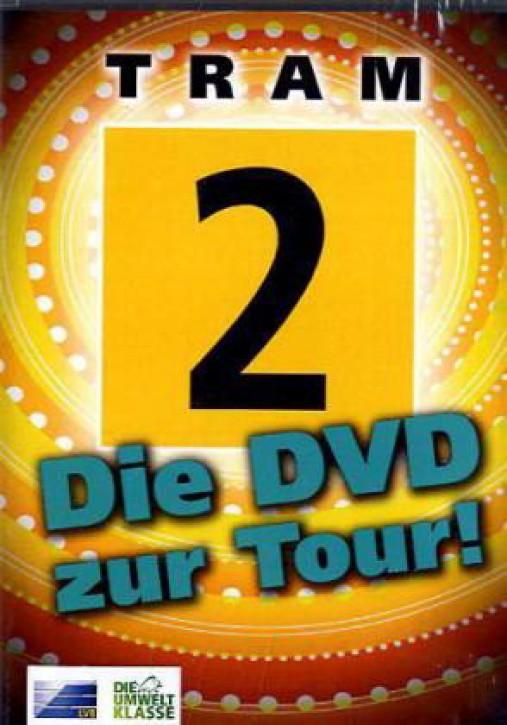 DVD: Leipziger Verkehrsbetriebe Führerstandsfahrten Tram 2