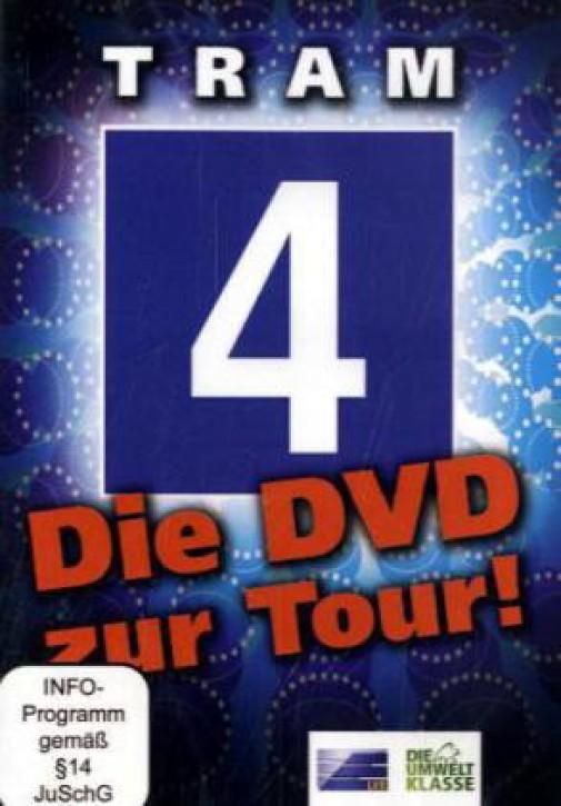 DVD: Leipziger Verkehrsbetriebe Führerstandsfahrten Tram 4