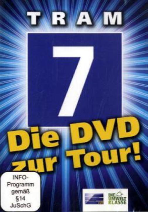 DVD: Leipziger Verkehrsbetriebe Führerstandsfahrten Tram 7