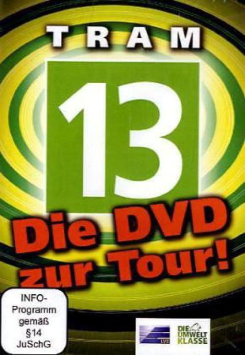 DVD: Leipziger Verkehrsbetriebe Führerstandsfahrten Tram 13