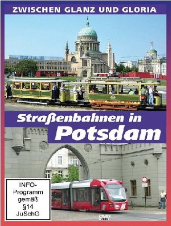 DVD: Straßenbahnen in Potsdam. Zwischen Glanz und Gloria