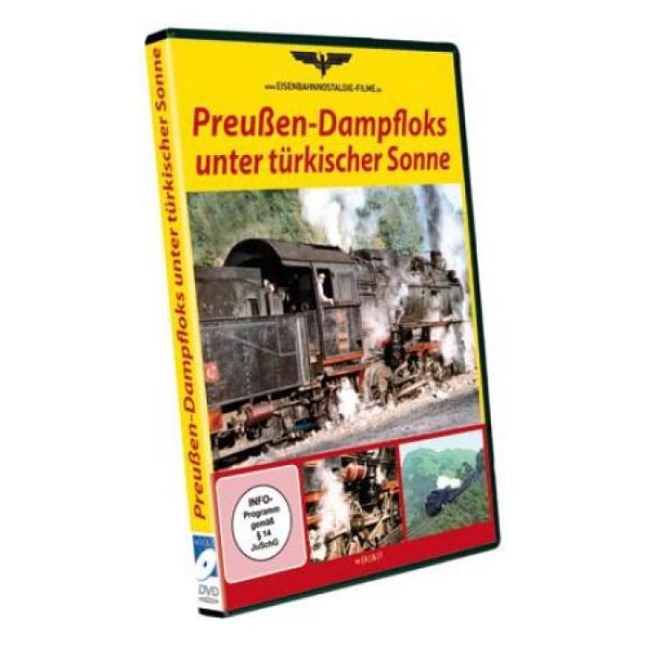 DVD: Preußen-Dampfloks unter türkischer Sonne