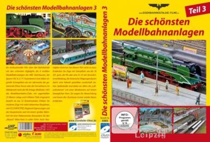 DVD: Die schönsten Modellbahnanlagen Teil 3