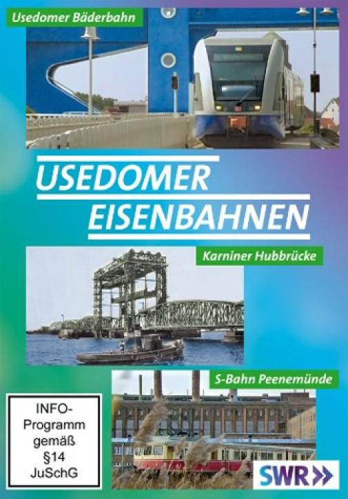 DVD: Usedomer Eisenbahnen