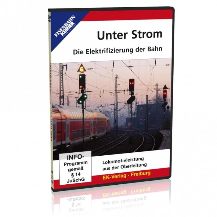 DVD: Unter Strom. Die Elektrifizierung der Bahn