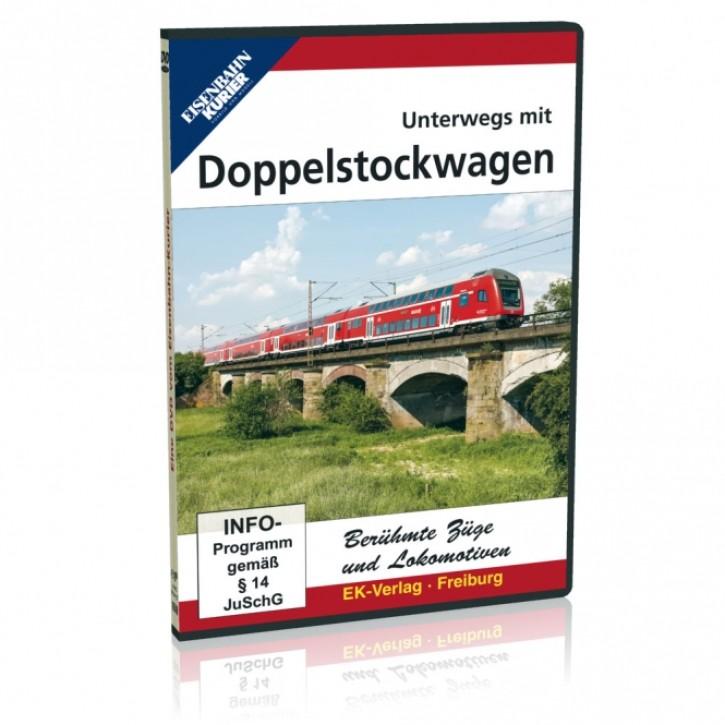 DVD: Unterwegs mit Doppelstockwagen
