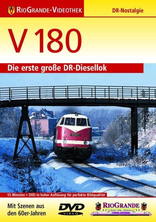 DVD: V 180 - Die erste große DR-Diesellok