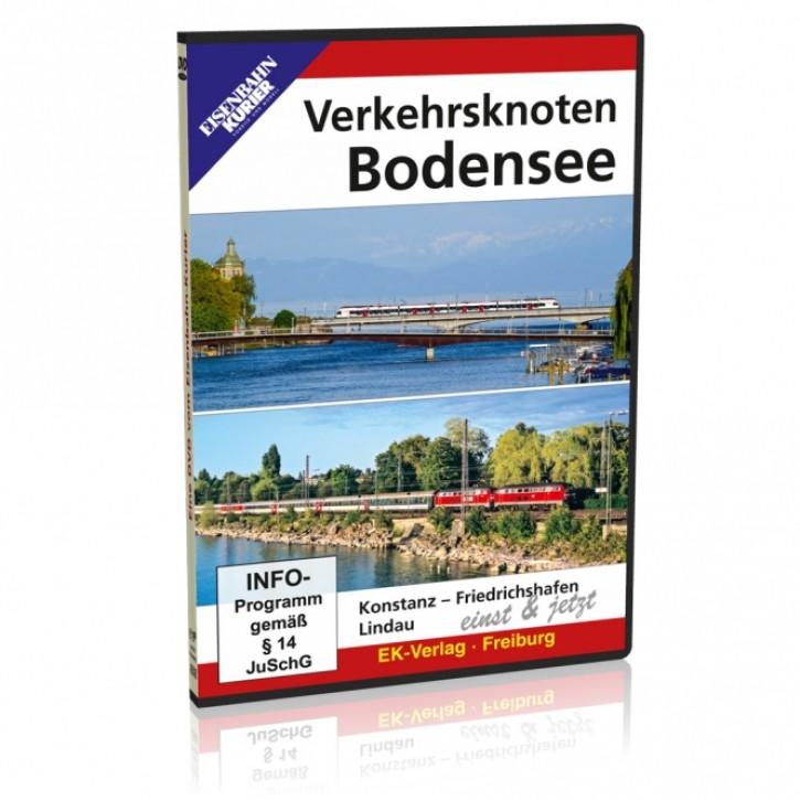 DVD: Verkehrsknoten Bodensee. Konstanz - Friedrichshafen - Lindau