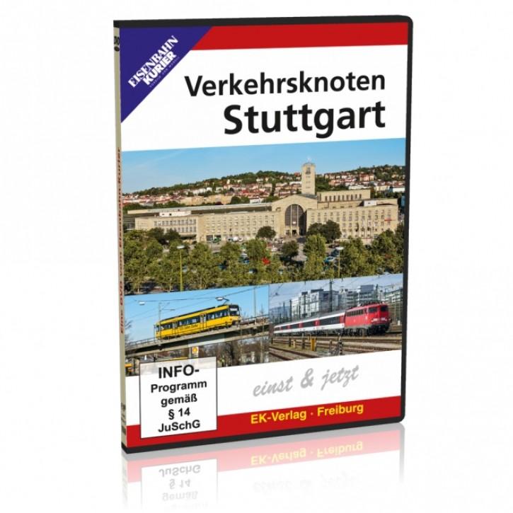 DVD: Verkehrsknoten Stuttgart Einst & Jetzt
