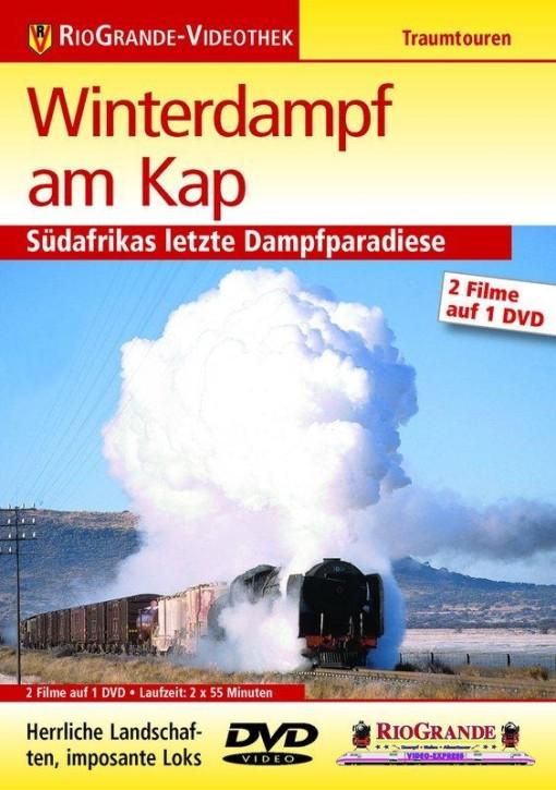 DVD: Winterdampf am Kap. Südafrikas letzte Dampfparadiese