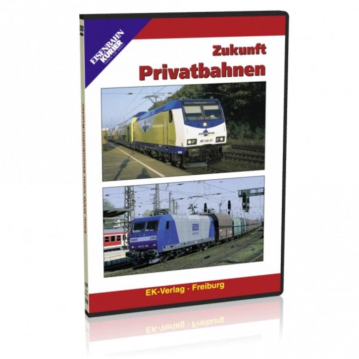 DVD: Zukunft Privatbahnen