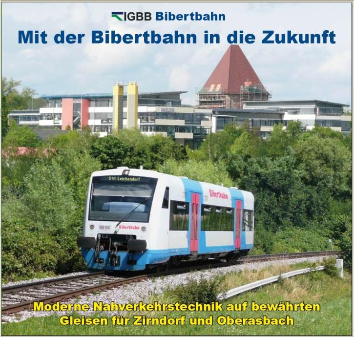 Mit der Bibertbahn in die Zukunft. IGGB Bibertbahn